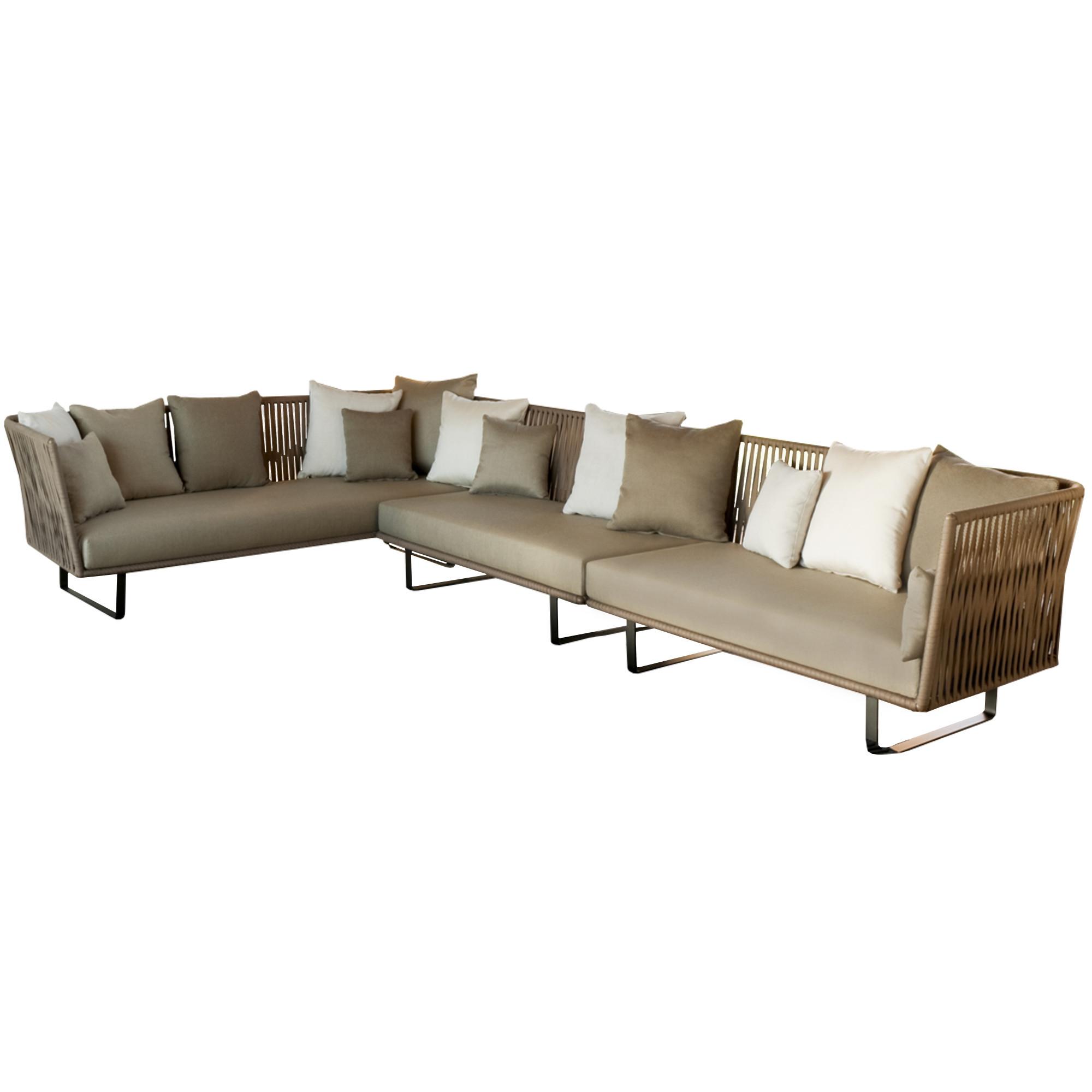 Bitta Modular Sofa Angular