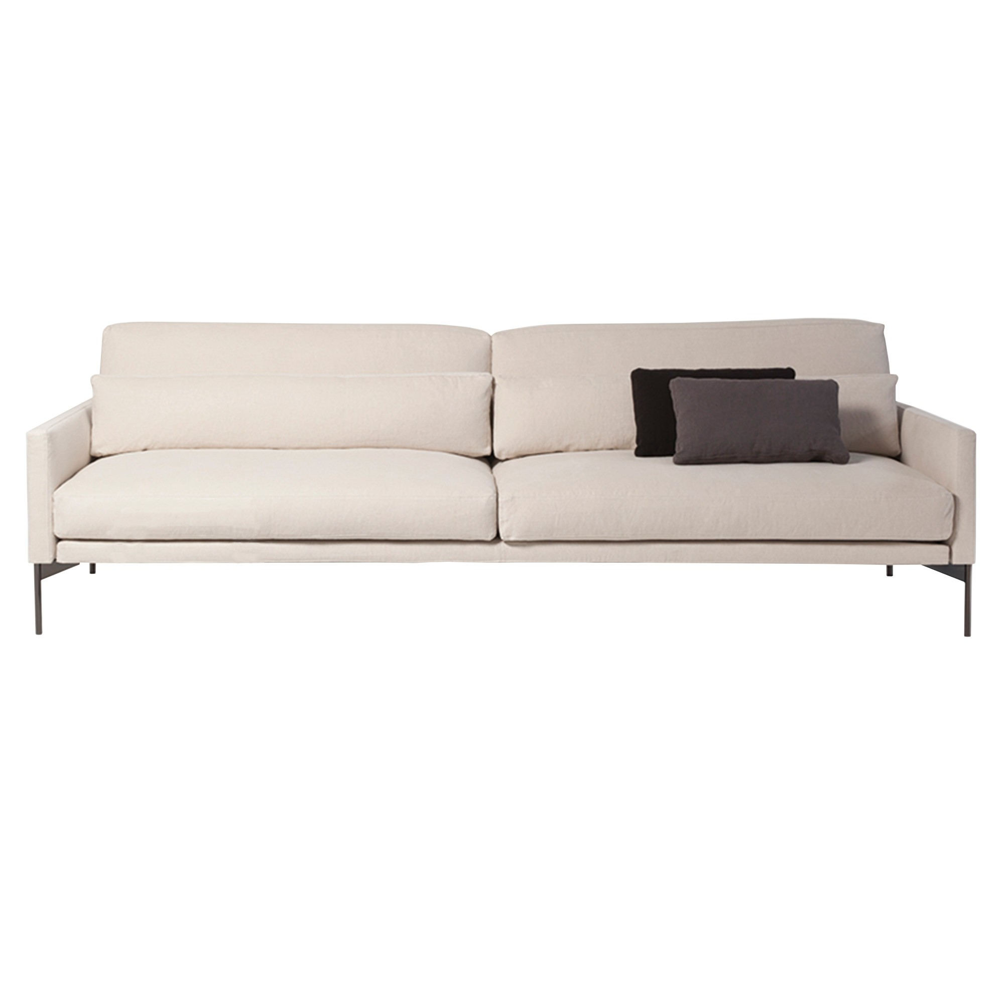 Modern Linear Sofas Armchairs And