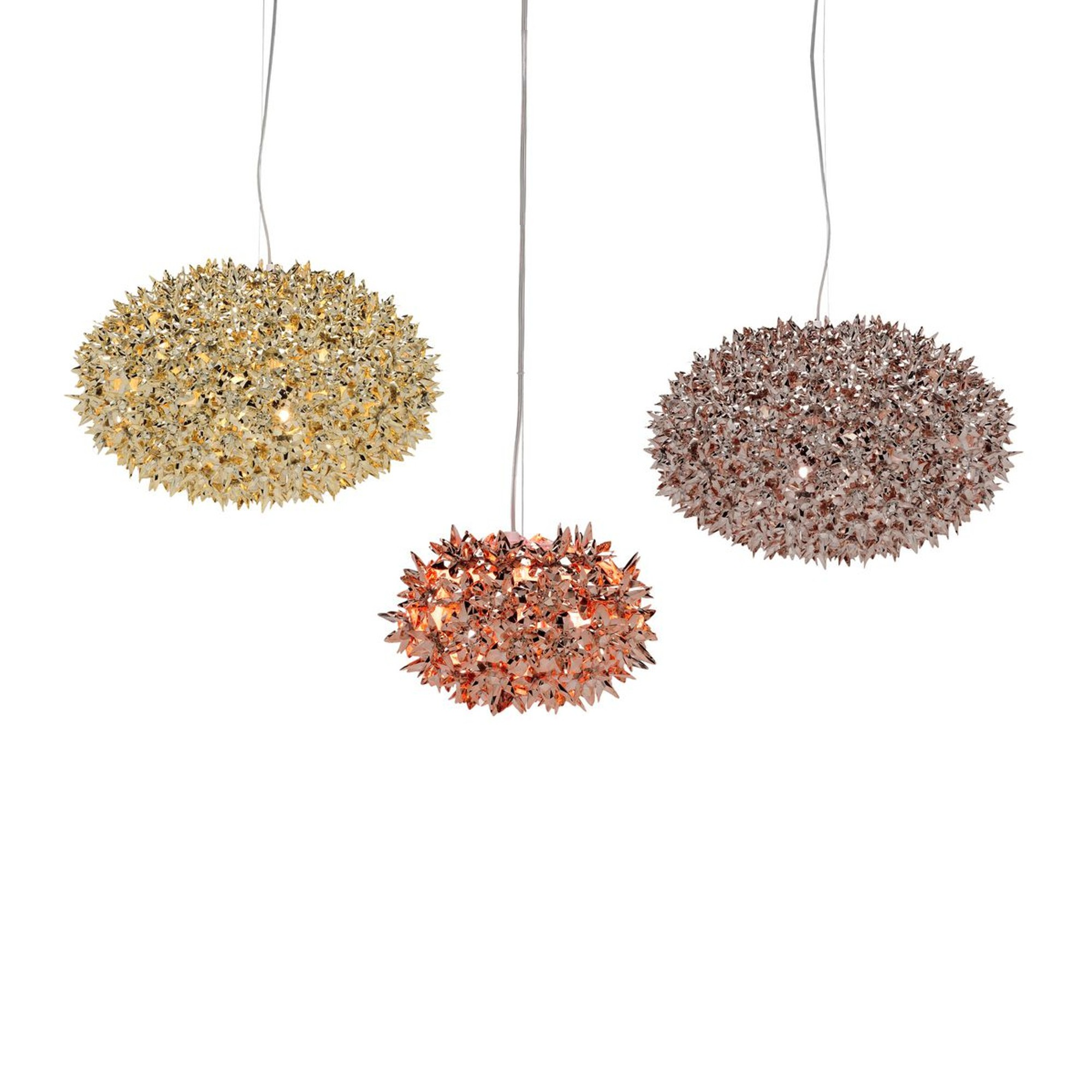 BLOOM NEW SUSPENSION LAMP, by KARTELL