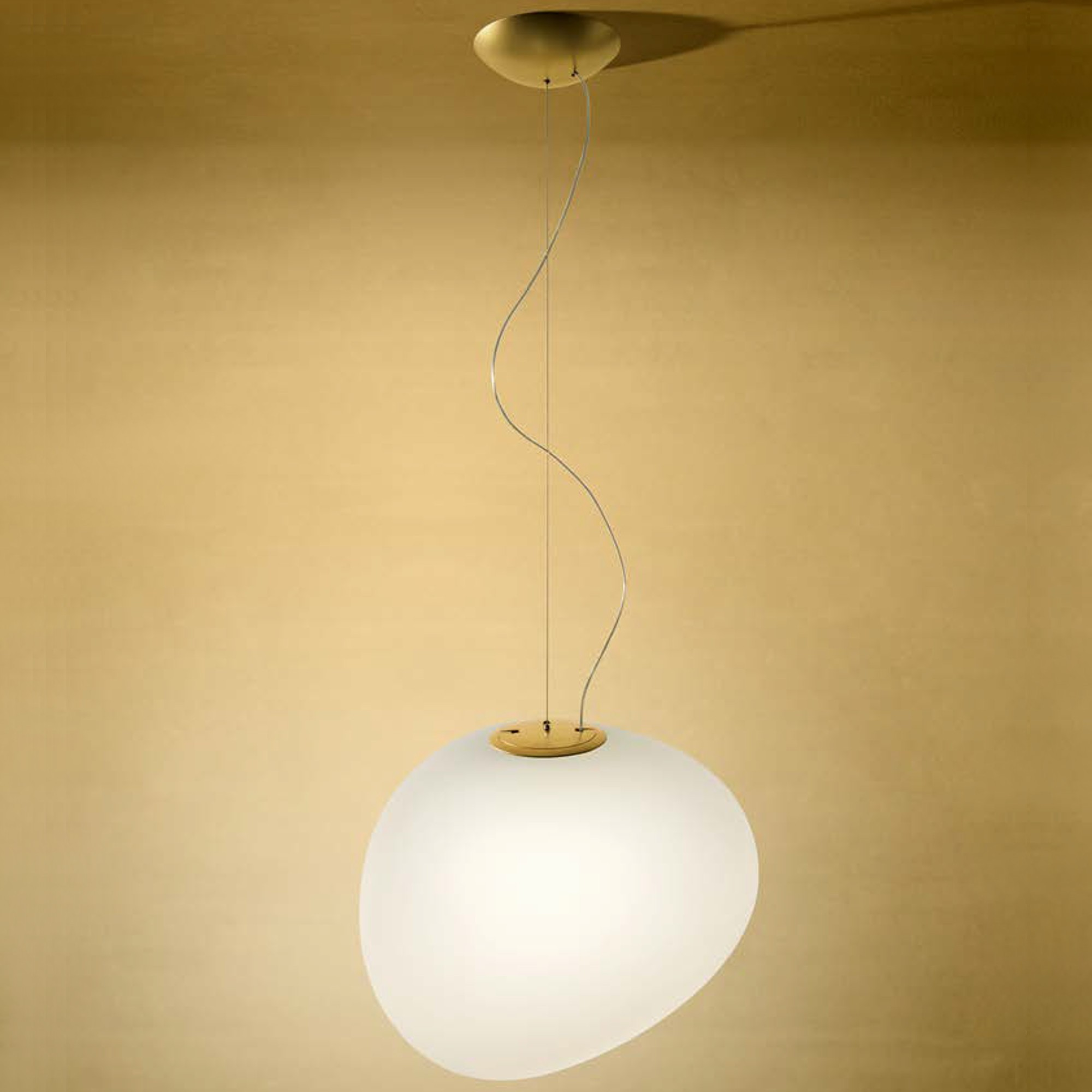 GREGG SUSPENSION LAMP, by FOSCARINI