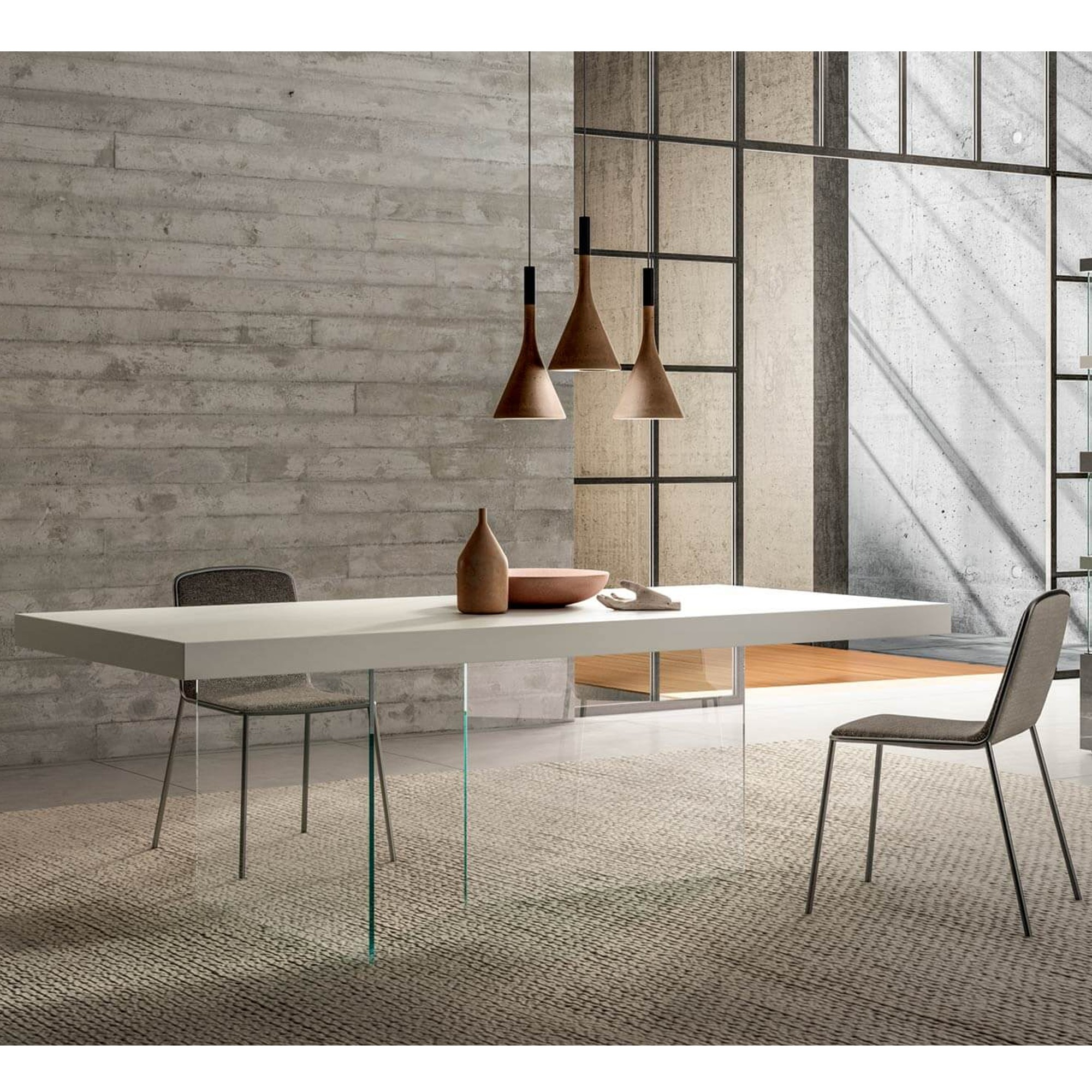 Air Lacquered Fixed Tables Tables Lago Masonionline