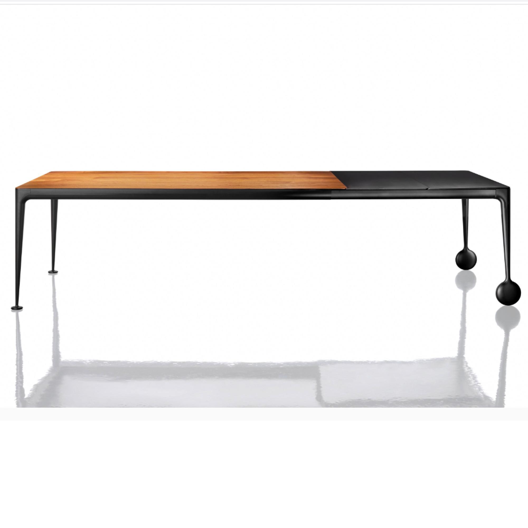 Tavolo Allungabile Legno Esterni.Big Will Extensible Table Extending Tables Tables Magis