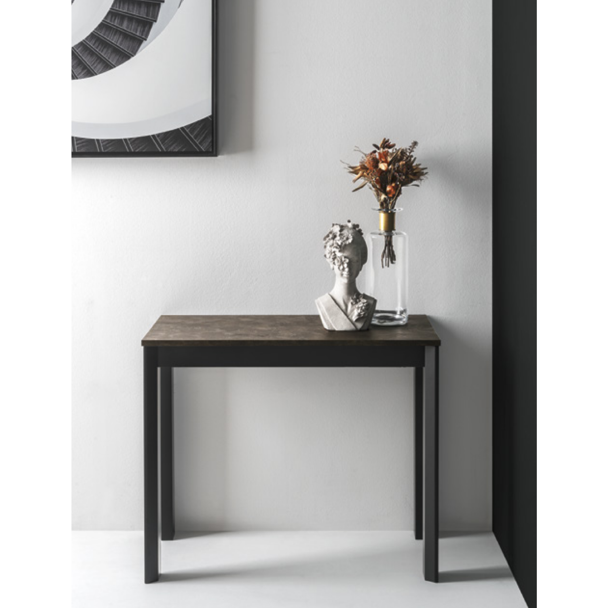 Consolle Connubia Calligaris.Eminence Console Extending Console Tables Tables