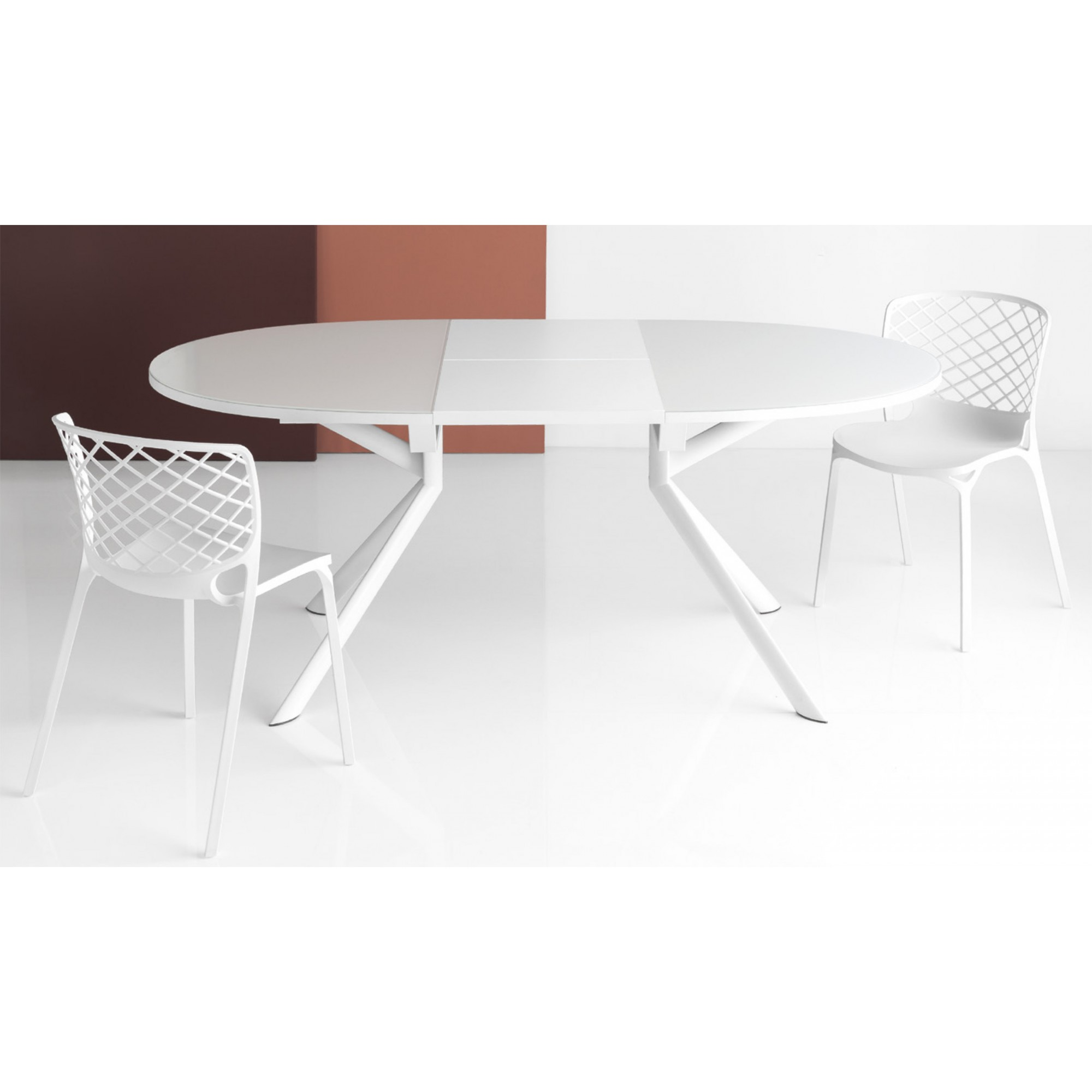 Tavolo Allungabile Vetro Calligaris.Giove Extending Tables Tables Connubia By Calligaris