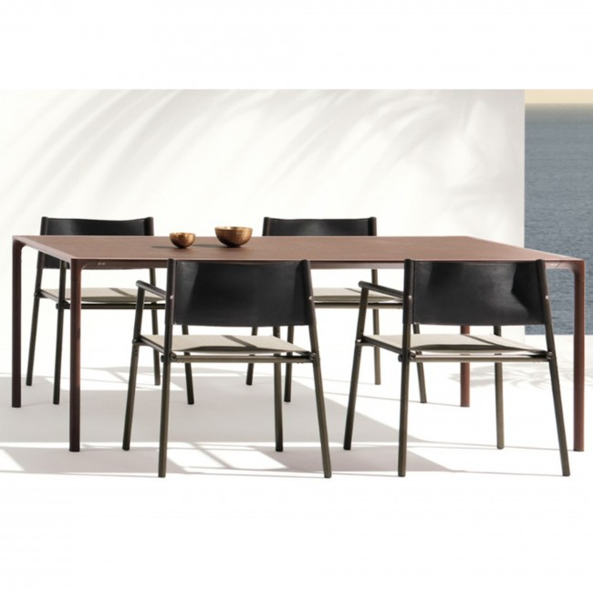 Beau Extendable Table TERRAMARE By Emu