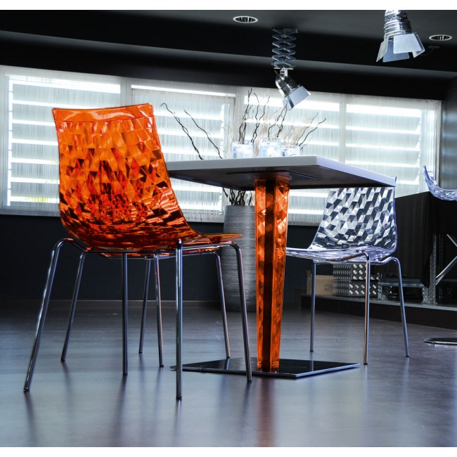 Ice Chair Chairs Seats Connubia By Calligaris