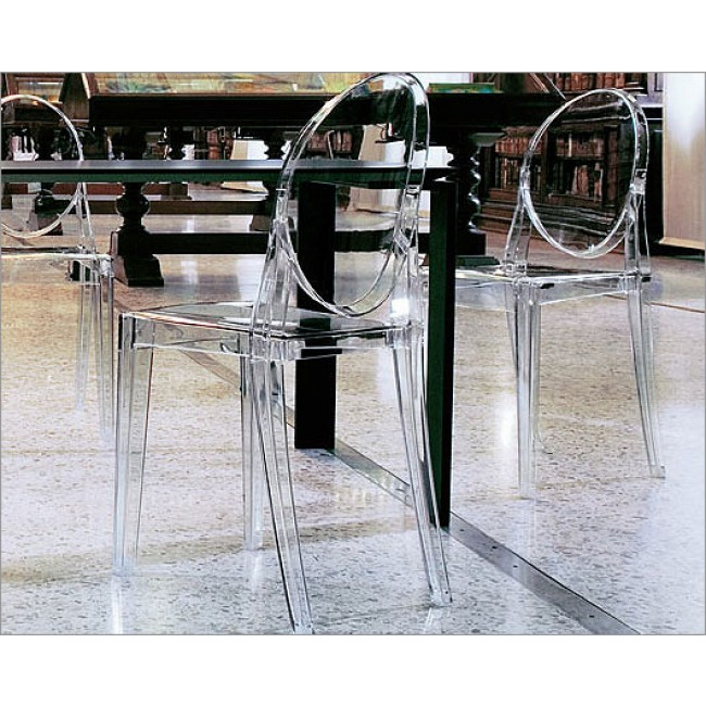 VICTORIA GHOST | Chairs | Seats | KARTELL - Masonionline