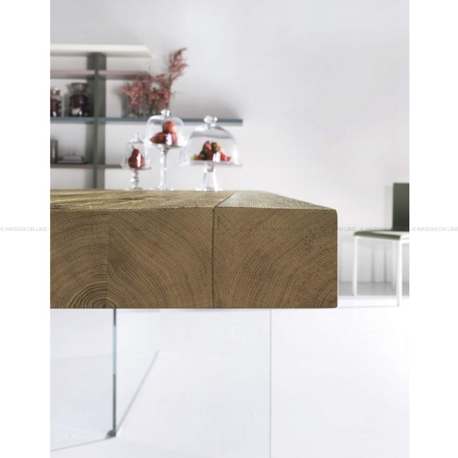 AIR WILDWOOD FIXED TABLE | Fixed Tables | Tables | LAGO - Masonionline