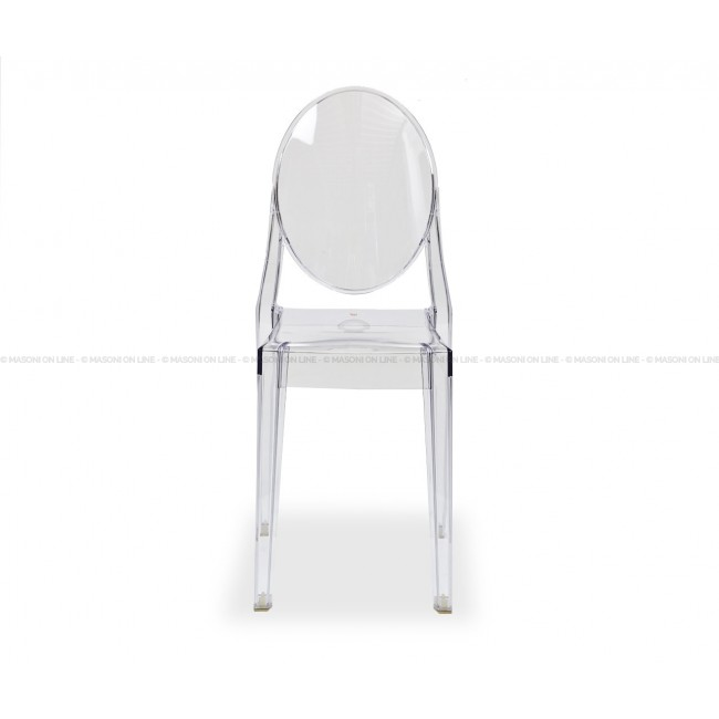 VICTORIA GHOST X4 | Chairs | Seats | KARTELL - Masonionline