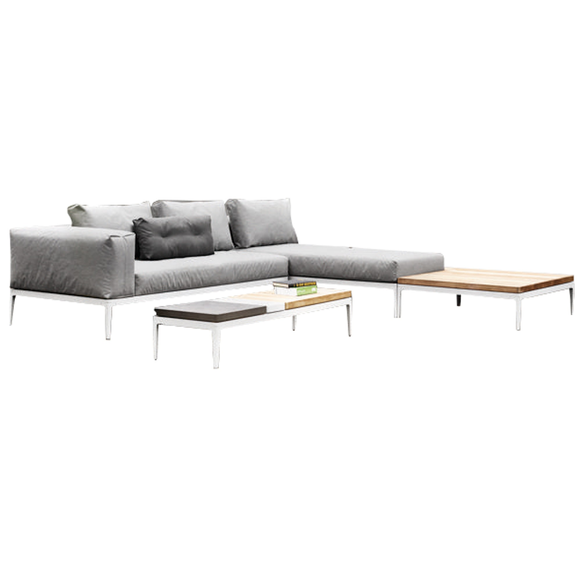 Grid Modular Sofa By Gloster