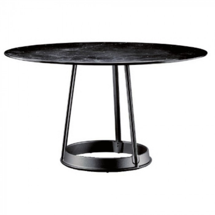 BRUT ROUND TABLE, by MAGIS