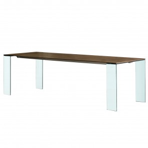 ARIA FIXED TABLE, by MINIFORMS