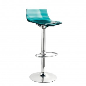 L'EAU STOOL WITH GAS LIFT, by CONNUBIA BY CALLIGARIS