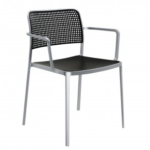 AUDREY ARMCHAIR, by KARTELL