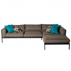 NATAL ALU MODULAR SOFA, by TRIBU