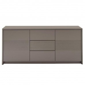 PASSWORD SIDEBOARD WITH DRAWERS, by CONNUBIA BY CALLIGARIS