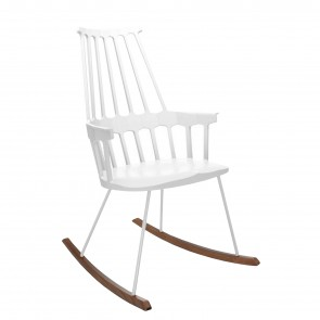 COMBACK ROCKING ARMCHAIR, by KARTELL