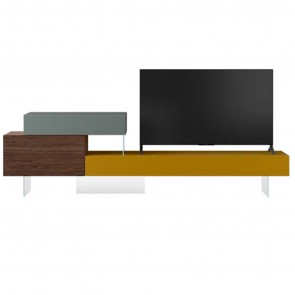 0514 TV UNIT, by LAGO