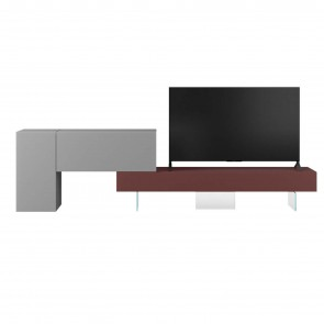0529 TV UNIT, by LAGO