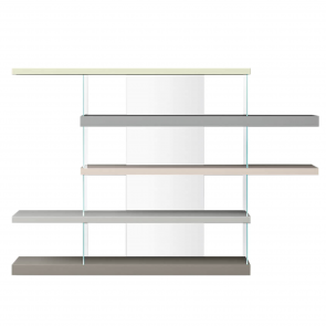 0558 AIR BOOKSHELF, by LAGO