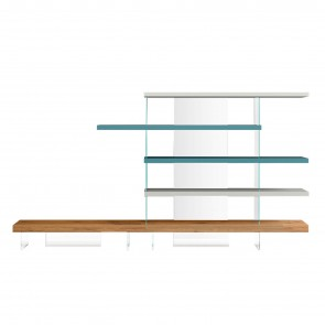 0562 AIR BOOKSHELF, by LAGO