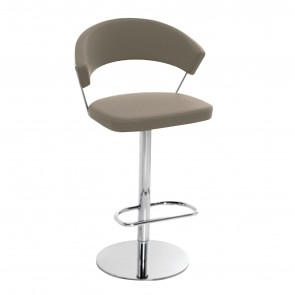 NEW YORK STOOL WITH GAS LIFT, by CONNUBIA BY CALLIGARIS