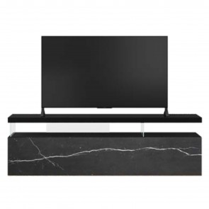 0745 XGLASS TV UNIT, by LAGO