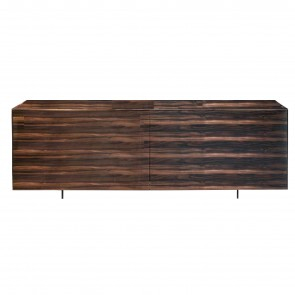0833 XGLASS PLENUM SIDEBOARD, by LAGO
