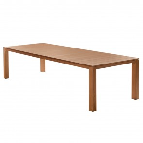 KOS TEAK TABLE, by TRIBU