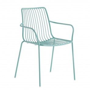 NOLITA ARMCHAIR WITH HIGH BACKREST, by PEDRALI