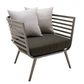 VISTA ARMCHAIR, by GLOSTER