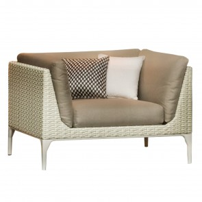 MU ARMCHAIR, by DEDON