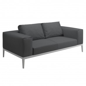GRID LINEAR SOFA, by GLOSTER