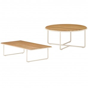 LOU COFFEE TABLE, by DEDON