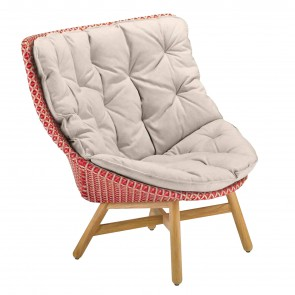MBRACE WING CHAIR, by DEDON