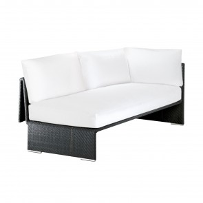 SLIM LINE MODULAR SOFA, by DEDON