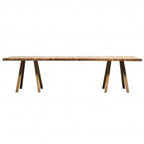 VIS À VIS TABLE, by TRIBU