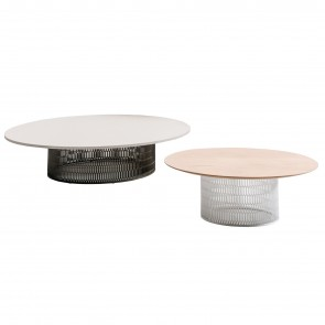 MESH COFFEE TABLE, by KETTAL