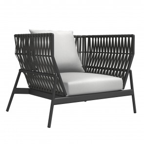 PIPER BELT ARMCHAIR, by RODA