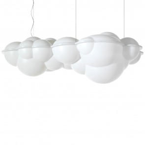 NUVOLA SUSPENSION LAMP, by NEMO