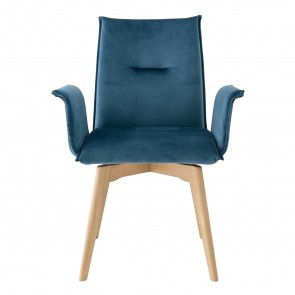 MAYA ARMCHAIR, by CONNUBIA BY CALLIGARIS