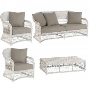 KOSMOS SET LOUNGE, by MASONI OUTDOOR