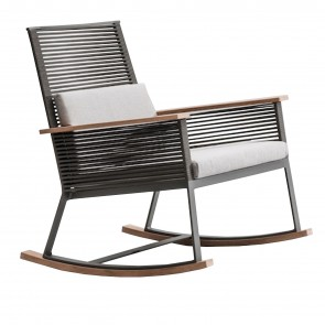 Kettal outdoor furniture Maia Landscape Rocking Chair Masonionlinecom Kettal Outdoor Funriture Chairs Armchairs Tables And Sofas