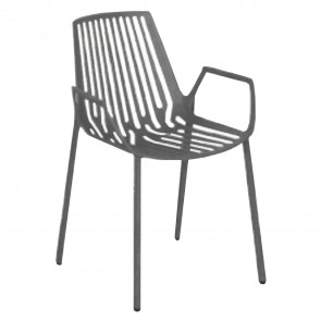 RION ARMCHAIR, by FAST
