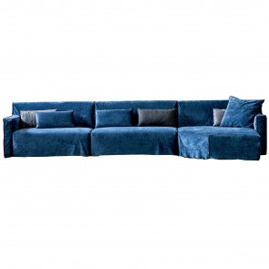 MORE MODULAR SOFA, by GERVASONI