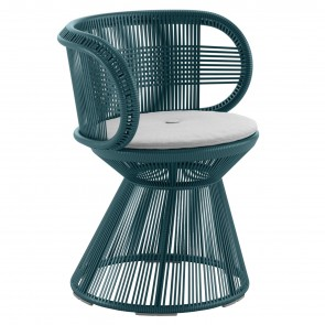 CIRQL ARMCHAIR, by DEDON