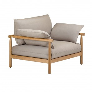 TIBBO ARMCHAIR, by DEDON