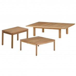 TIBBO COFFEE TABLE, by DEDON