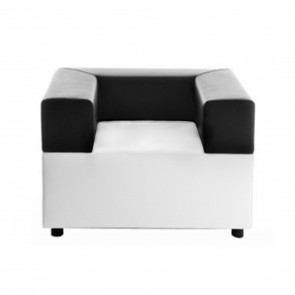 KUADRA ARMCHAIR, by KASTEL