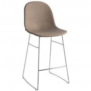 ACADEMY FIXED STOOL, by CONNUBIA BY CALLIGARIS